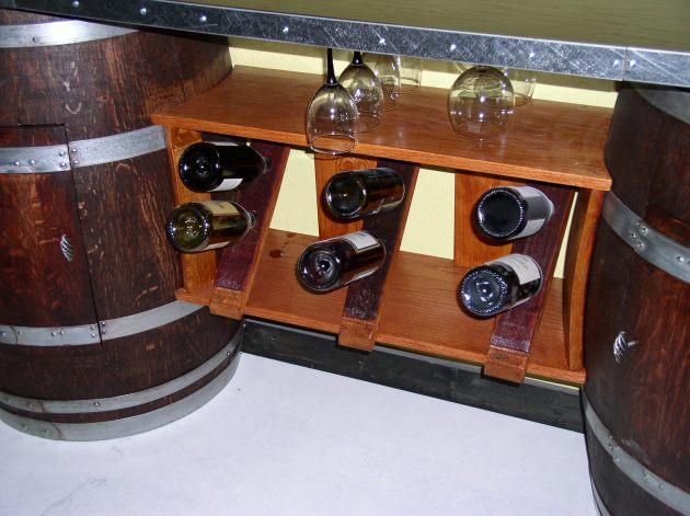 Wine Barrel Bar Plans Wooden Plans woodworking building | replenishero